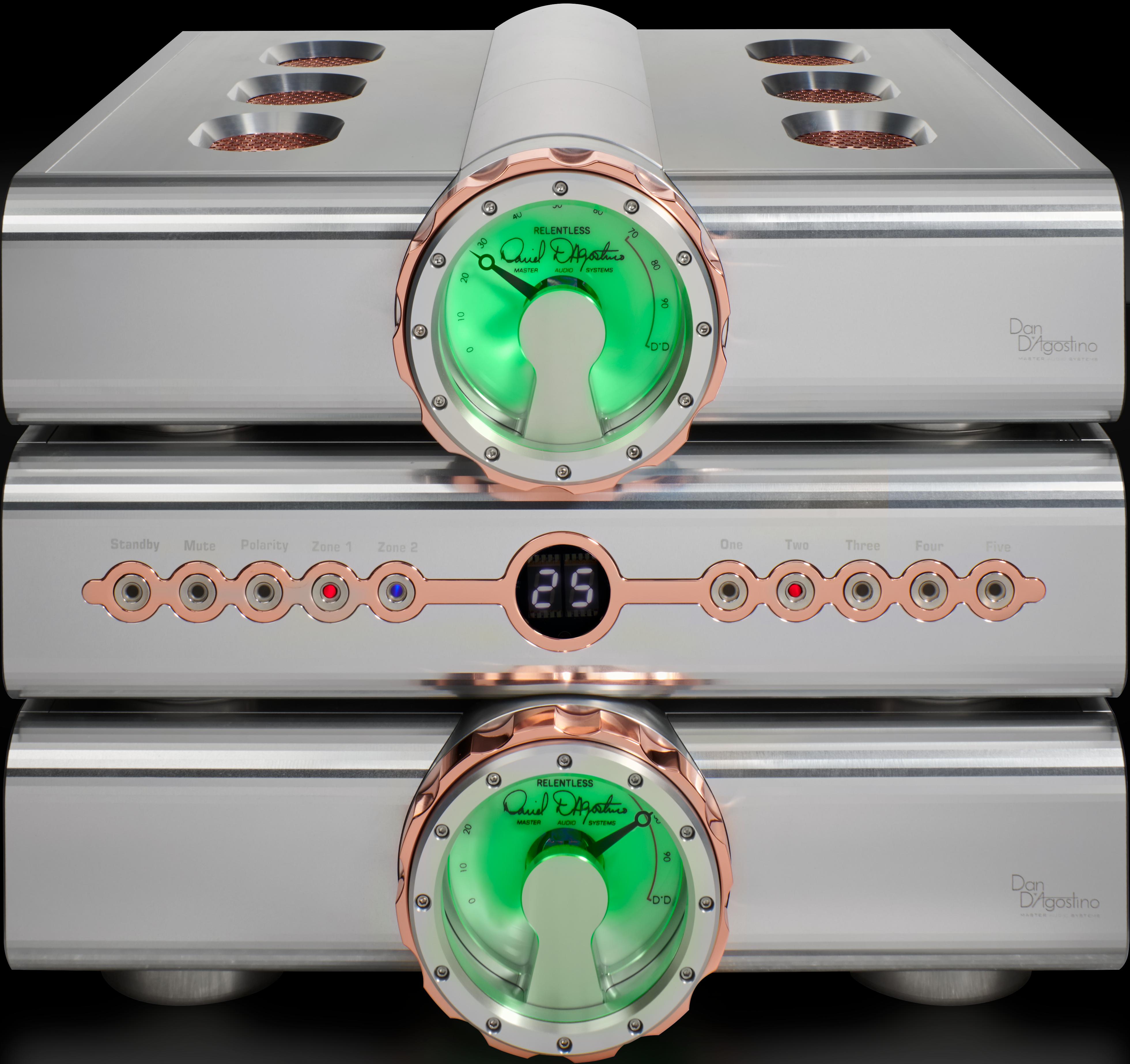Dagostino Amplifier